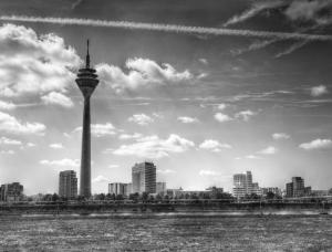Skyline Düsseldorf Photocredit: Charlie Christin Müller